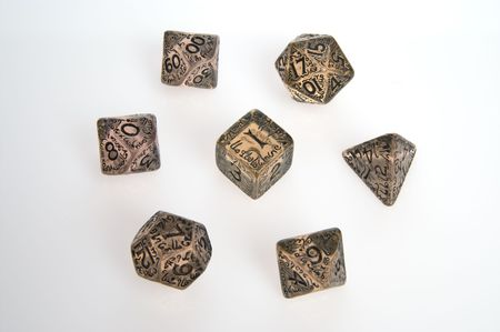 role: Role Playing Game dice set
