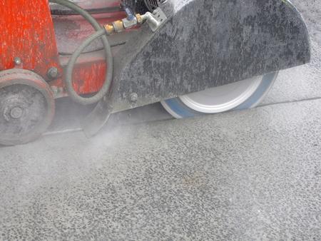 コンクリート切削