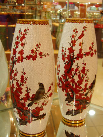 The Jingtailan is the  famous art  from China and it is well known on the world.
