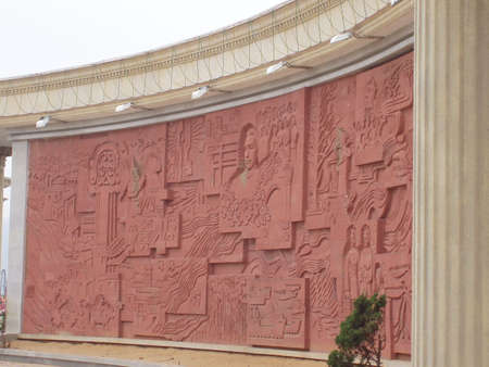 This is a monument in the south of China.