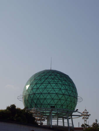 The building in city of south of the China.