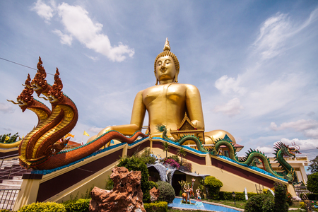 angthong: WatMuang AngThong,Biggest buddha in Thailand.