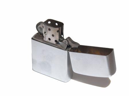 Lighter isolated on white background photo