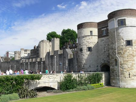 The Tower of London Stock Photo - 498845