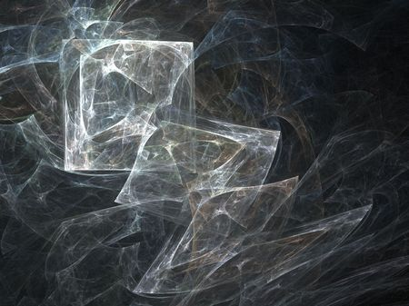 Abstract 3d squares background Stock Photo - 533411