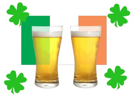 St Patrick's day illustration Stock Illustration - 787249