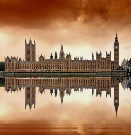 London - The Houses of Parliament