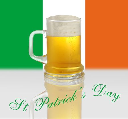 St Patrick's day illustration Stock Illustration - 2483045