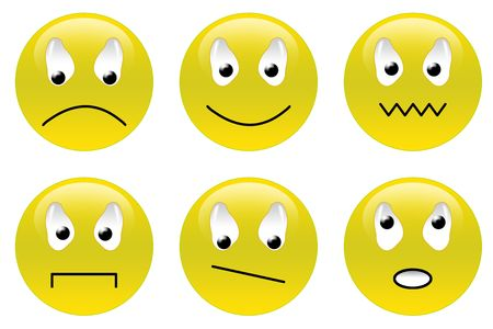 confusing: Collection of smileys