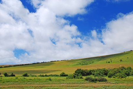 Beautiful mountain landscape Stock Photo - 3314417