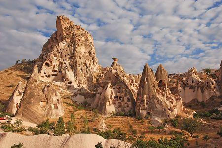 kappadokien: Amazing Stein-Formationen, Kappadokien, T�rkei