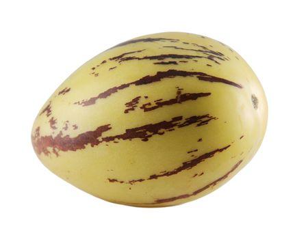 pepino: Pepino isolated on white background