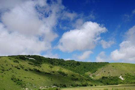Beautiful summer landscape Stock Photo - 4193100
