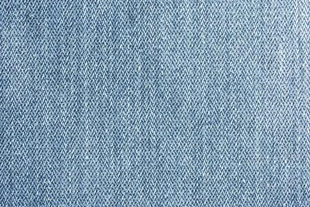 worn jeans: Blue denim texture n close-up