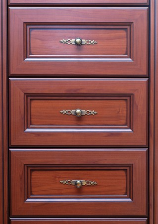 Chest of drawers photo