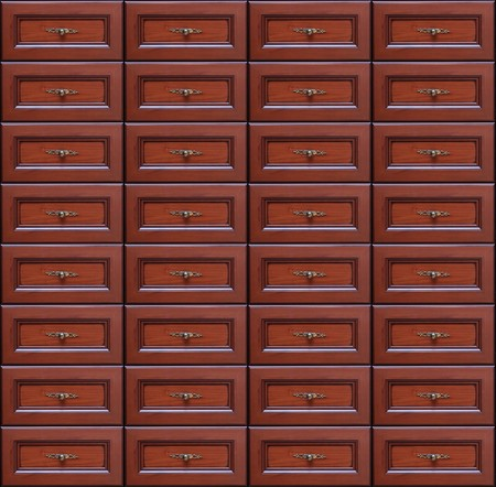 chest of drawers: Chest of drawers seamless background Stock Photo