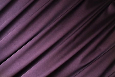 Purple curtain background photo