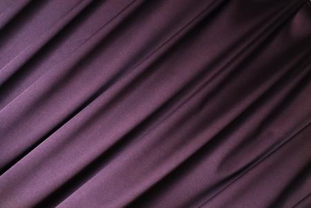 Purple curtain background Stock Photo - 4421477