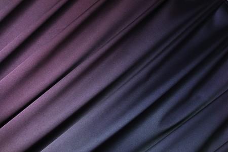 Purple curtain background Stock Photo - 4451551