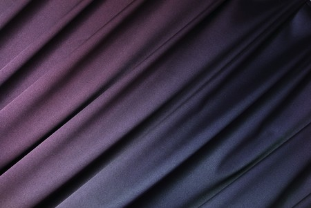 Purple curtain background Stock Photo - 4451551