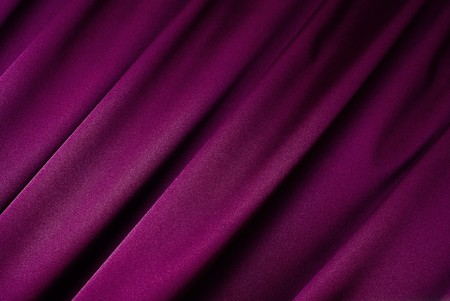Purple curtain background Stock Photo - 4451571