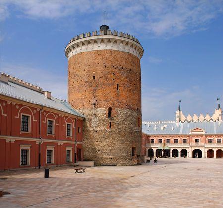 Royal castle in Lublin, Poland Stock Photo - 5114780