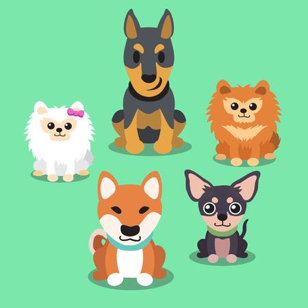 cane chihuahua: Cani cartoon collezione permanente