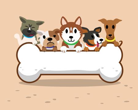 Dogs with big bone