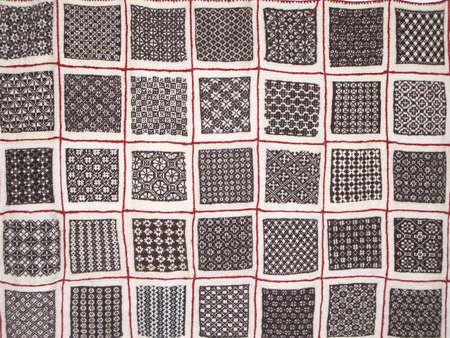knitting pattern Stock Photo - 874234