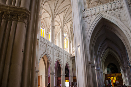 Gothic Church Inside
