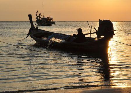 Nai Yang beach Phuket Thailand 16-04-2010 photo