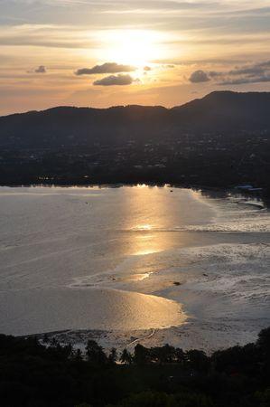 Views point of Phuket island Phuket Thailand 19-04-2010 photo