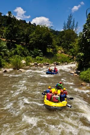 perseverar: viaje de aventura