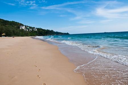 Beach@Phuket Thailand 2010 Stock Photo - 6988621