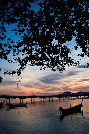 Sunshine @Chalong bayThailand photo