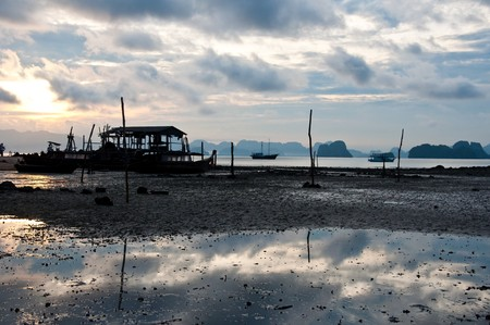 My trip @ kho-yaw noy  island  on May 2010 photo