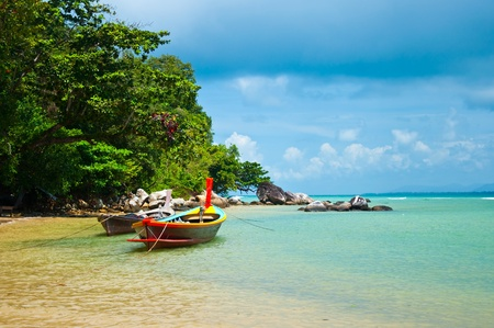 Beach of Thailand photo