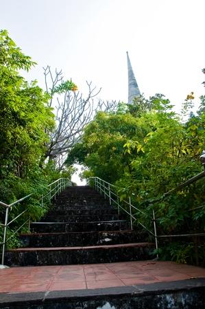 Phetchaburi Temple Stock Photo - 8644700