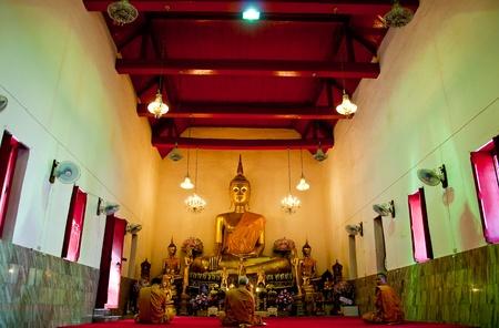 Phetchaburi Temple photo
