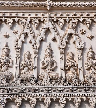 Thai Sculptures photo