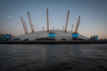 o2 Arena de Londres, Royaume-Uni Banque d'images