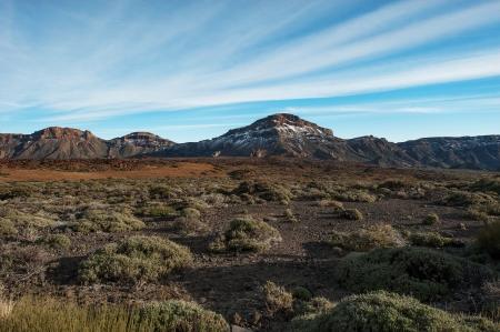 Voir d�sert volcanique, montagnes dans les �les Canaries