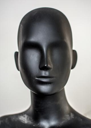 A Mannequin head Banque d'images
