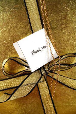 indebtedness: Un ringraziamento speciale dono per qualcuno.
