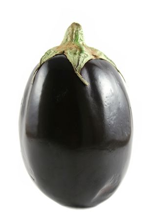 egg plant: Black aubergine otherwise known as egg plant.