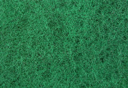 threadlike: Tight green textured mesh background giving a grass like appearance.