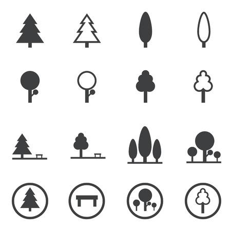 autumn park: park icon