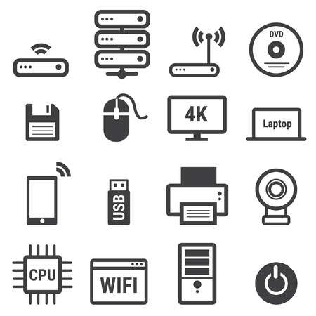 on computer: Computer icons