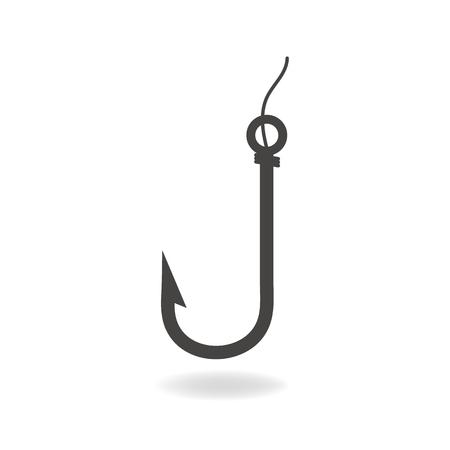 fishhook: fish hook icon
