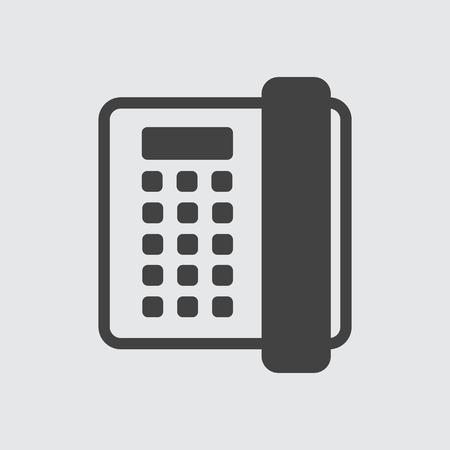 phone icon: Phone Icon Illustration